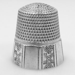 Other - Stern Bros. Sterling Silver Thimble